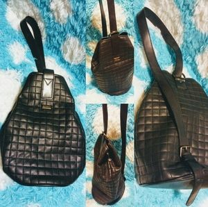 Esprit Quilted Sling Bag